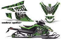 Snowmobile Graphics Kit Sled Decal Wrap For Arctic Cat Z1 Turbo 06-12 WIDOW K G