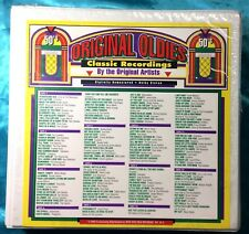Sealed Rare 1950's ORIGINAL OLDIES - Twelve Cassettes Box Set