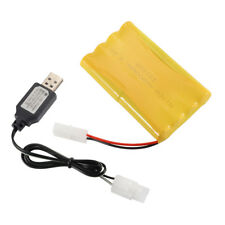 9.6V 800mAh Rechargeable Ni-Cd AA Battery Pack KET Plug for Toys Electric BC783