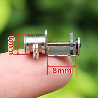 Mini 6MM 2 Phase 4 Wire Stepper Motor Linear Screw Micro Shaft Slider Rod Nut