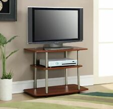 TV Stand Entertainment Center Console Media Furniture Wood Storage Home Theater