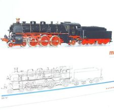 "Marklin AC HO 1:87 German DR BR ""RHEINGOLD"" 18 434 STEAM LOCOMOTIVE #3518 MIB`90"