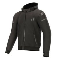 ALPINESTARS SEKTOR TECH HOODY BLACK CHARCOAL TG M