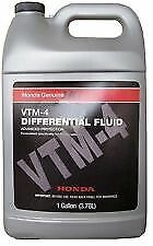 Honda / Acura Genuine VTM-4 Differential Fluid Oem 08200-9003