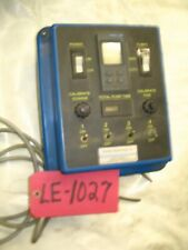 Used Lab Equipment Plating Technology West 3300 Chemical Feeder Lab Equipment