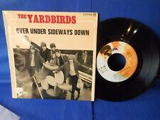 THE YARDBIRDS OVER UNDER EP 231196 ORIG FRANCE BIEM EXC+