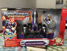 TRANSFORMERS Energon Galvatron Sealed MIB 2004 Mint Box Rare
