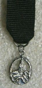 German Army Anti Partisan Pin Medal post ww2 era