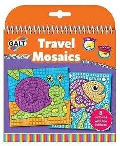 Galt Toys Travel Mosaics - Multi-coloured