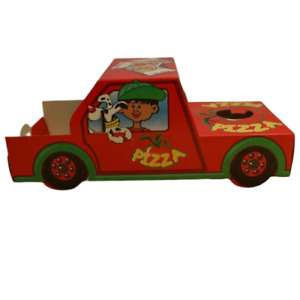 Pizza Delivery MEAL BOX Birthday party - pack of 8