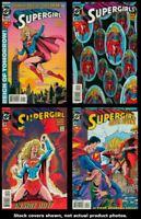 Supergirl (Mini-Series) 1 2 3 4 Complete Set Run Lot 1-4 VF/NM
