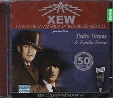 Pedro Vargas,Emilio Tuero, 50 Exitos La Voz de La America Latina desde Mexico2CD