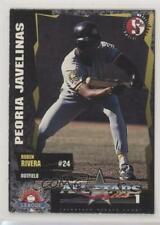 1994 Split Second Arizona Fall League All-Stars Ruben Rivera #24.1 Rookie