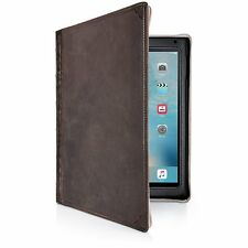 New Twelve South BookBook for iPad Air 2 Genuine Leather Case - Vintage Brown