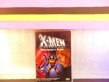 X-Men Wolverine's Story (  Region 4 is Not For U.S )  on DVD