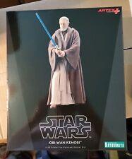 Brand New!!! Disney Star Wars Obi-Wan Kenobi ArtFx+ Statue Kotobukiya AUTHENTIC