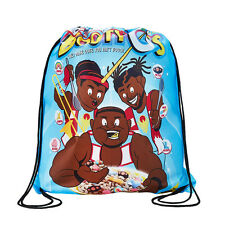 WWE THE NEW DAY BOOTY-O'S DRAWSTRING BAG NEW