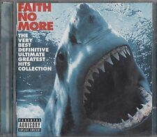FAITH NO MORE- The Very Best of/Greatest Hits 2-CD (B-SIDES & RARITIES DISC)
