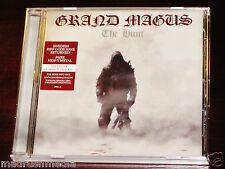 GRAND MAGUS : The Hunt CD 2012 CHANSONS Extras Nuclear Blast USA NB 2901-2 NEUF