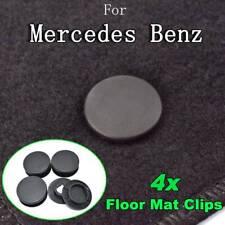 8-PCS Floor Mat Clips For Mercedes Benz Retention Button Carpet Clamps Fastener