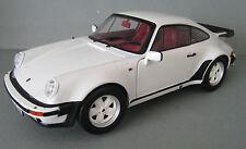 Porsche 911 turbo 3.3 weiß * Limitiert auf 1.000 St. * Norev * 1:18 * OVP * NEU