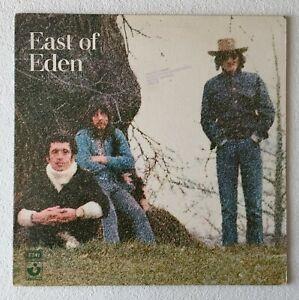 EAST OF EDEN~SELF TITLED~1971 UK VINYL LP + G/FOLD~HARVEST SHVL 792 [A-4/B-4]