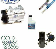 A/C Compressor Kit Fits Ford Bronco F-150 F-250 F-350 1996-1997 OEM FS10 57141
