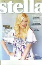 Tori Spelling on Magazine Cover 2007