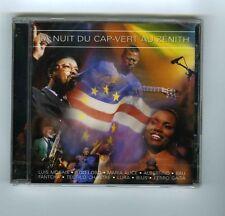 CD (NEW) NUIT DU CAP VERT LIVE AU ZENITH (PARIS 2001)CABO VERDE VARIOUS