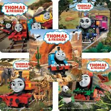 Thomas the Tank Engine Stickers x 5 - Big World Adventure Movie - Favours Party