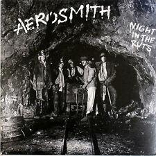 AEROSMITH NIGHT IN THE RUTS VINILE LP 180 GRAMMI NUMERATO NUOVO RSD 2014 U.S.A.
