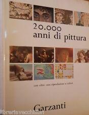 20000 ANNI DI PITTURA A cura di Hans L C Jaffe Enciclopedia arte Manuale di e