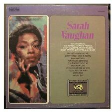 "SARAH VAUGHAN ""SAME"" - LP"