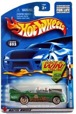 2002 Hot Wheels #93 He-Man Masters of The Universe Double Vision lace wheels