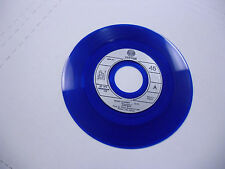 City Boy What A Night/Medicine 45 RPM 1978 Vertigo Records EX [Blue Colored]