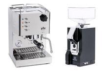 Quickmill 4100 Pippa Espresso Machine Amp Eureka Mignon Silenzio Coffee Grinder