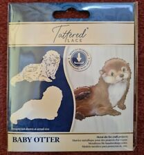 Tattered Lace Baby Otter Cutting Die