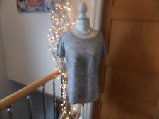 GORGEOUS COMPASS ETHNIC PRINT H&M TOP SMOCK TUNIC COVER UP SIZE 14Y+ 10/12 14/15