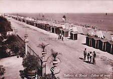 BELLARIA DI RIMINI - Cabine al Mare 1948