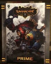 Warmachine prime Steam Powered Miniatures Combat Hardback Roleplaying Book