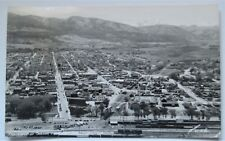 Panorama of Salida CO from Mt.Tenderfoot,CO Real Photo Postcard RPPC