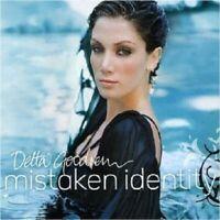 "DELTA GOODREM ""MISTAKEN IDENTITY"" CD NEUWARE"