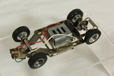 Vintage Scalextric Chassis 1960s? Monogram / Riko ? Racing Slot Car