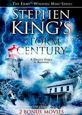 Stephen Kings Storm of the Century/The Shadows/Sheltered (DVD, 2014)