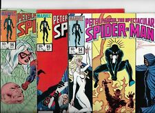 Marvel Comics  Spectacular Spider-Man  Lot of 3  issue #s 94 95 96