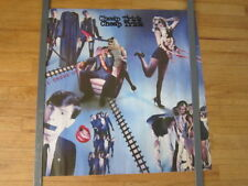 Cheap Trick All shook up poster