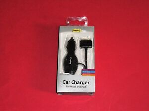 NEW Logic 3 Car Charger for iPhone, iPad and iPod – WIP139KN