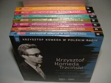KRZYSZTOF KOMEDA - Komeda w Polskim  Radiu  komplet 7  CD Polish Jazz