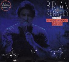Brian Kennedy - Live At Vicar Street Dublin | NEW & SEALED 2 CD & DVD SET