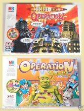 Operation Board Game Pieces & Parts
